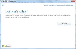 Windows 10 warten