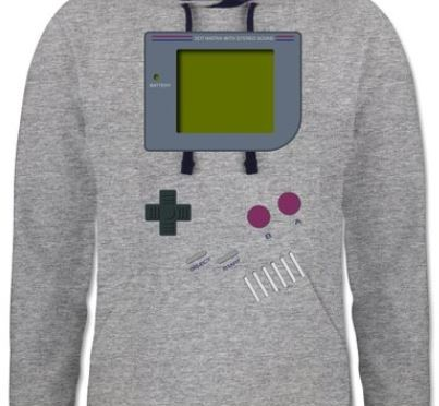 Gameboy Kapuzenpulli