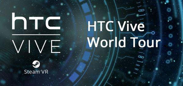 #HTCVIVELIVE