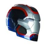 Iron Man Patriot Helm