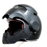 Iron Man Black Helm
