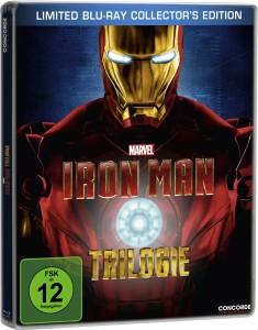 Iron Man Triologie Blu-Ray Collectors Edition