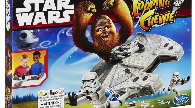 Star Wars – Looping Chewie