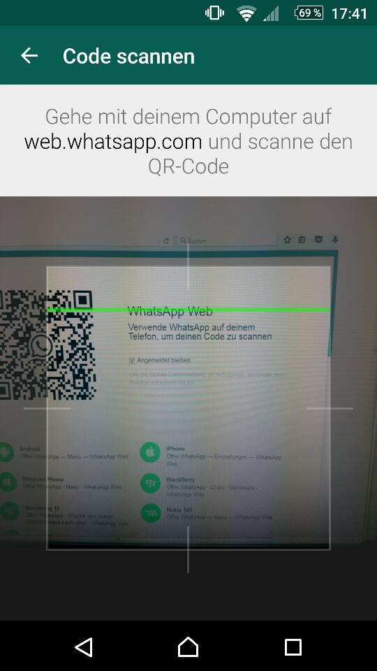 WhatsApp-WebQRcode